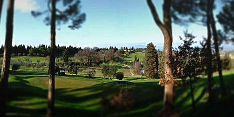 Autumn golf, food festivals and art exhibitions in Tuscany | Golf in Italy | Scoop.it