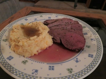 Juicy Lamb Loin And Fluffy Three Cheese Mashed Potatoes   Restaurants & Food Guide   Scoop.it