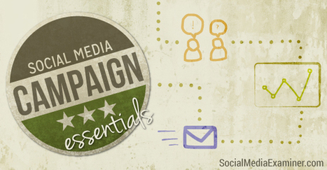 How to Design a Social Media Campaign | Marketing relazionale e Social Media | Scoop.it