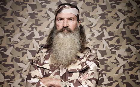 Duck Dynasty Star Phil Robertson Suspended - ExploreTalent.com | Jobs, Tips and Updates for Actors, Acting, Modeling, Singing and Dancing | Exploring Talent | Scoop.it