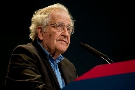Is Chomsky's Theory of Language Wrong? Pinker Weighs in on Debate | Linguistics & Language Neurology | Scoop.it