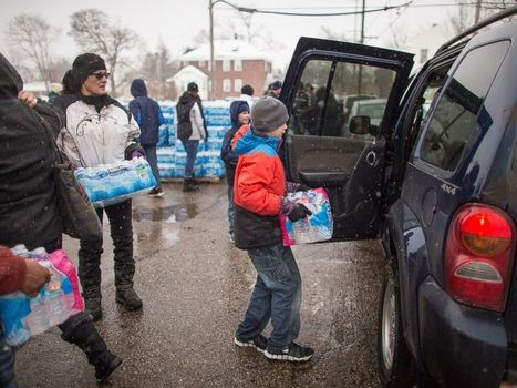 What Life Is Like in Flint 3 Years Into Water Crisis | water news | Scoop.it
