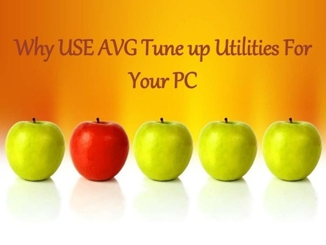 Fine tune your computer with AVG Tune up Utilities   Urgent Tech Help offers To Grab Useful Update About Computer   Scoop.it