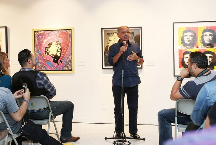 Cheech Marin celebrates Richard Duardo and Chicano art at Cal State LA | Art Daily | Kiosque du monde : Amériques | Scoop.it