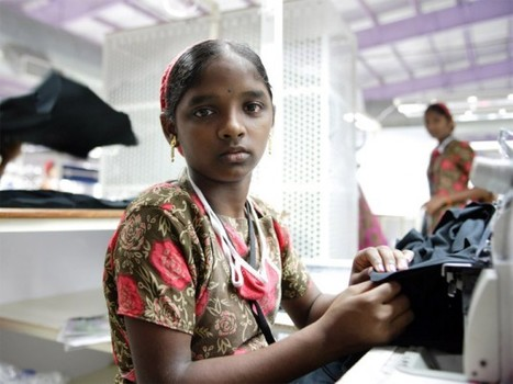 Worst Forms of Child Labor Occur in India's Garment Industry | Inhabitat - Green Design Will Save the World | Economics | Scoop.it