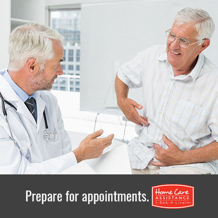 Senior Care: 5 Questions to Ask the Doctor | Home Care Assistance of Oklahoma | Scoop.it