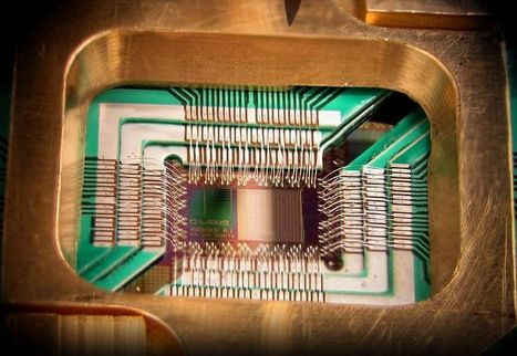 D-Wave's quantum optimizer might be quantum after all -- clearly isn't classical | Amazing Science | Scoop.it