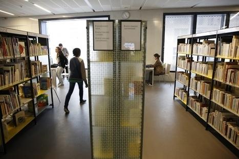 Les bibliothèques en équilibre   Trucs de bibliothécaires   Scoop.it