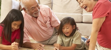 Babysitting Your Grandkids Can Ward Off Alzheimer's | Clark Howard | fitness, health,news&music | Scoop.it