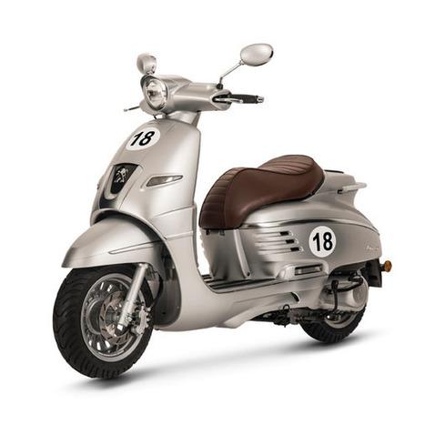 Power boost for Peugeot Django scooter | Motorcycle Industry News | Scoop.it