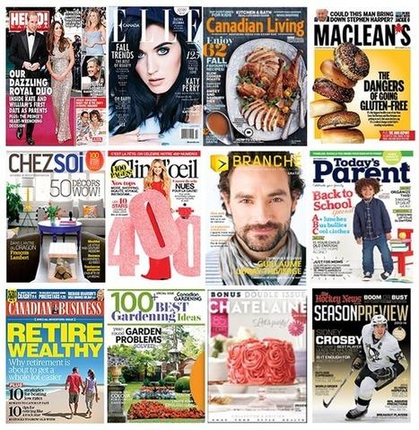 Canadians cross-publish with vjoon K4 – | portfolio | Scoop.it