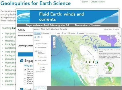 GIS and Earth Science Week 2015 | Educated | Scoop.it