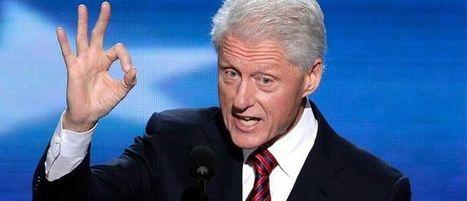 Bill Clinton est vegan, et son coeur est plus jeune qu'il y a 10 ans - Vegactu | Vegan Nutrition | Scoop.it