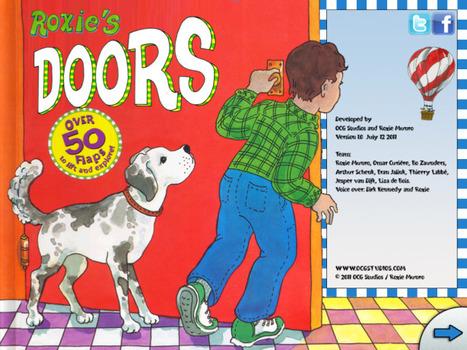 iPhone/iPad Book App Review Roxie's Doors | Publishing Digital Book Apps for Kids | Scoop.it
