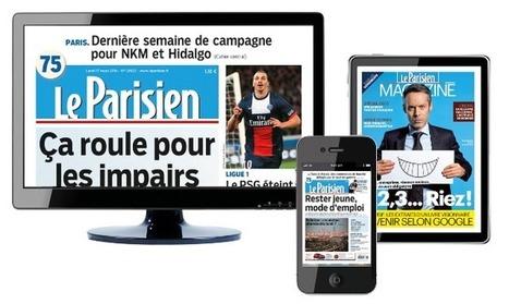 Le Parisien fait le pari de l'information locale payante sur mobile | L'avenir de la presse | Scoop.it