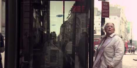 A New Pepsi Ad Shocks Londoners Waiting At The Bus Stop | Daily Brand Relevance | Scoop.it