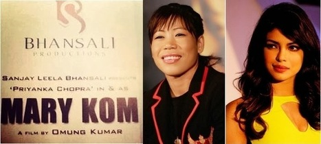 Mary Kom Release Date 2014   Bollywood Movie Star Cast, Storyline Details   moviesthisfriday.com   Scoop.it