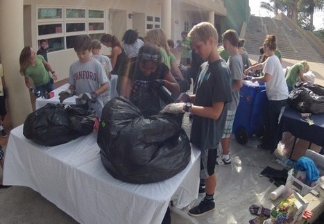 MBMS to roll out eco-friendly lunchtime clean-up | Students Preserving the Environment | Scoop.it