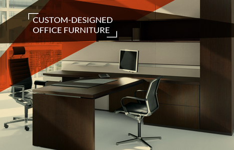 Custom-Designed Office Furniture | Office Furniture UK | Scoop.it
