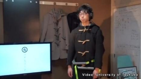 Estudiantes japoneses inventan un dispositivo que simula ser una novia, con abrazos y voz incluida | apps educativas android | Scoop.it