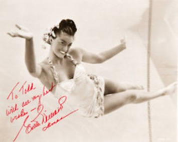 Esther Williams, Pagan Love Song | Herstory | Scoop.it