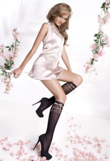 A Slip of a Girl: Sexy Feminine Socks | Lingerie Love | Scoop.it