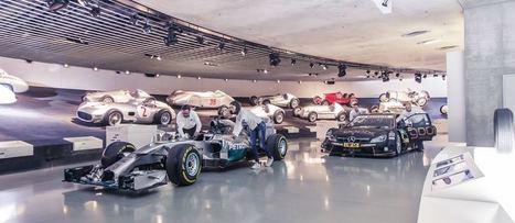 Mercedes: 130 ans d'histoire au Grand Palais | Voitures anciennes - Classic cars - Concept cars | Scoop.it