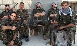 Australian man Reece Harding killed helping Kurds fight Isis in Syria – reports | Saif al Islam | Scoop.it