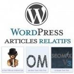 Les articles relatifs de WordPress avec YARPP   Ressources Wordpress   Scoop.it