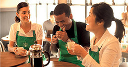 Working at Starbucks | My CE Project | Scoop.it