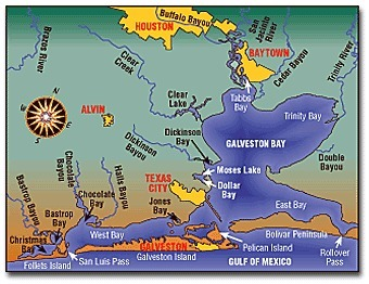 Galveston Area Fishing gets shot in the arm   Texas Coast Living   Scoop.it
