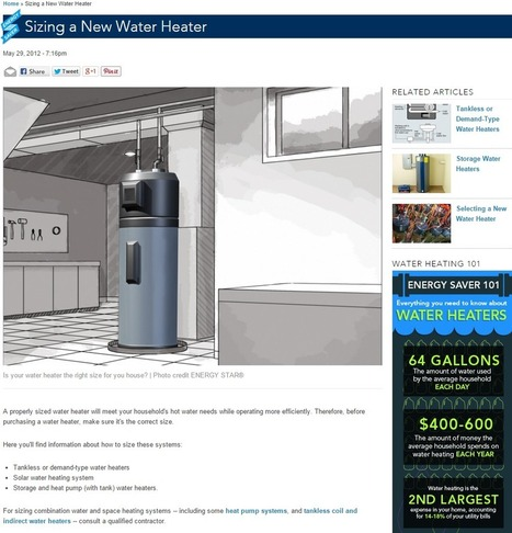 Doing the Math in Choosing the Best Water Heater for Athens, GA Homes | Athens Plumbing | Scoop.it