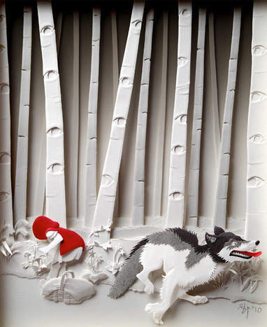 Incredible Paper Art | Creative Paper & Ephemera Art | Scoop.it