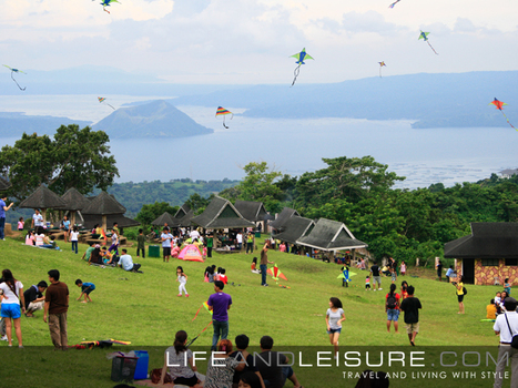 Enjoy a Fun-Filled Day Trip at Tagaytay Picnic Grove | Life and Leisure | Scoop.it