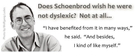 David Schoenbrod, Environmental Attorney | Dyslexic Advantage | Scoop.it
