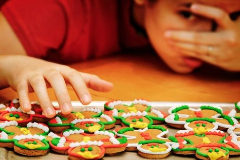 16 Days 'Til Christmas: 7 Tips to Stop Holiday Weight Gain | Eat Clean and Healthy | Scoop.it