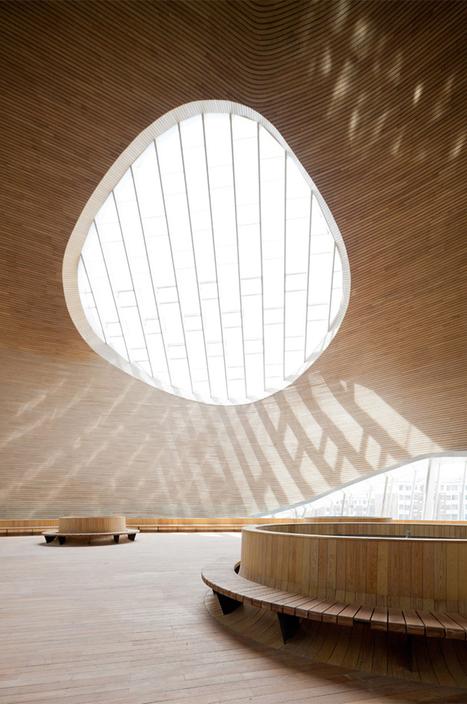 Innovative, Sculptural and Enduring Desert Architecture | Architecture and Architectural Jobs | Scoop.it