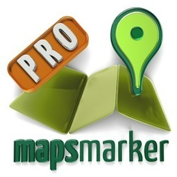 Map Icons Collection - 1000+ free & customizable icons for maps | FileMaker UI | Learning FileMaker | Scoop.it