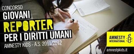 Vuoi essere un reporter per i diritti umani? | La scuola dei diritti | Scoop.it