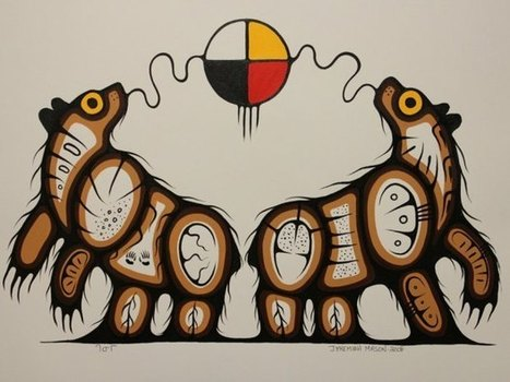 Shop the Aboriginal arts online trap-line this holiday season - Financial Post | Waabizhishi News | Scoop.it