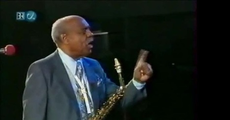 Big Bands only: Benny Carter & WDR Big Band (1989) | Jazz Plus | Scoop.it