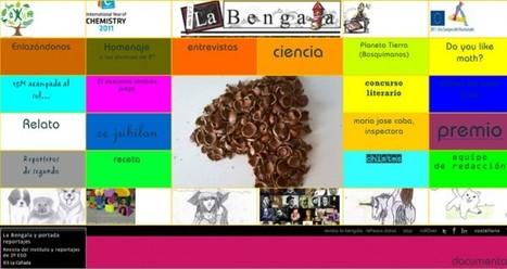 Selección de proyectos educativos realizados con Mydocumenta.com   El Aula Virtual   Scoop.it