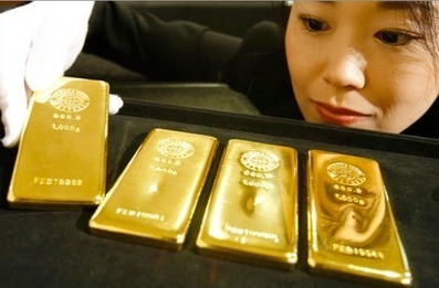 Caesar Bryan - Asia's Gold Buying Continues, Japanese Next   Gold and What Moves it.   Scoop.it