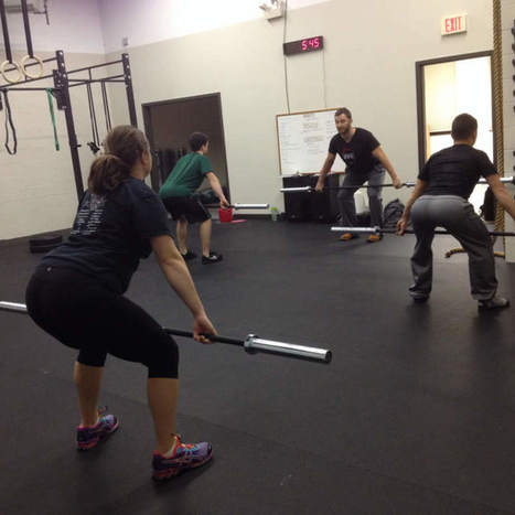 New CrossFit owners aim to pump up Buffalo Grove - Buffalo Grove Countryside   Sports Ethics:SantiagoM   Scoop.it