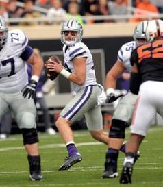 Bill Snyder lauds Kody Cook's play, but Joe Hubener likely back at QB | All Things Wildcats | Scoop.it