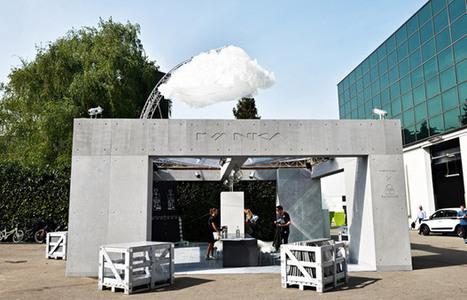 La maison qui rend potable l'eau de pluie - Efficycle | Innovations urbaines | Scoop.it