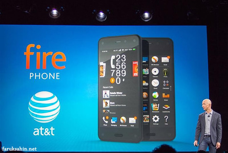 Amazon Akıllı Telefon Piyasasına Girdi! - Faruk ŞAHİN   Güncel Teknoloji Blogu   Scoop.it