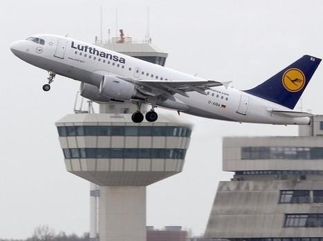 Transport aérien: Lufthansa surprend en ne payant pas de dividende - L'Hebdo | DeplacementsPros | Scoop.it