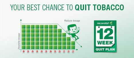 Quit Smoking Plan | Nicorette Gums | Quit Smoking | Scoop.it