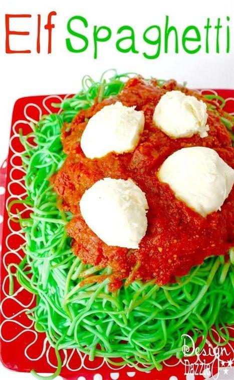 Elf Spaghetti - Design Dazzle | Yummy goodness | Scoop.it